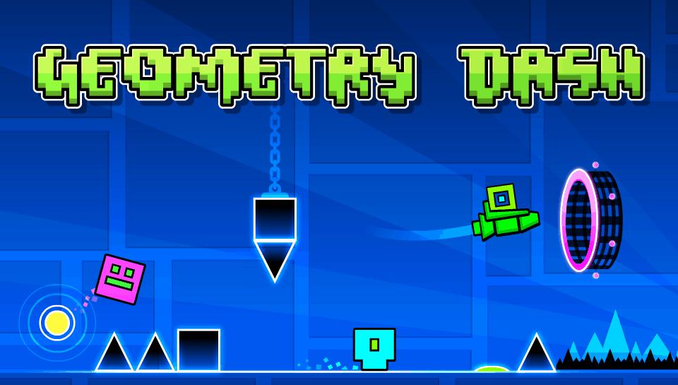 скачать Geometry Dash на компьютер