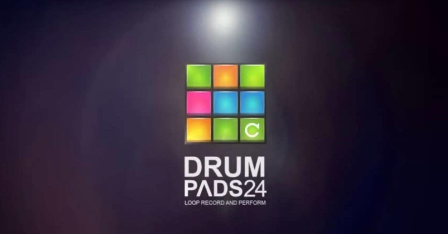 drum pads 24