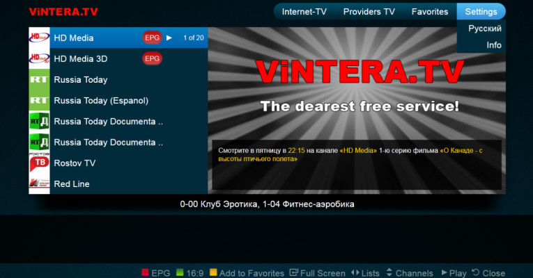 VinteraTV