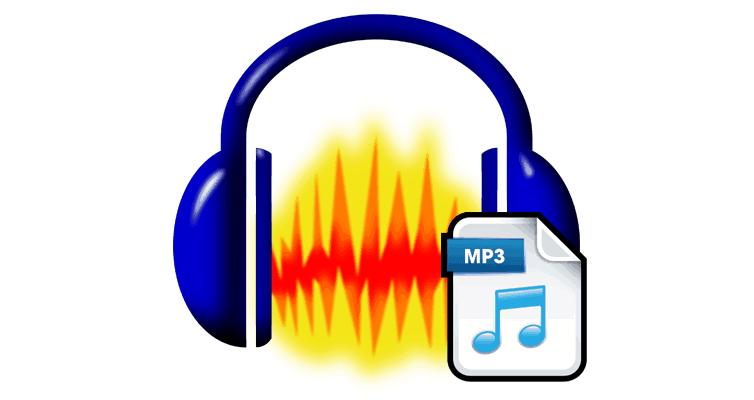 Как сохранить файл в MP3 формате в Audacity