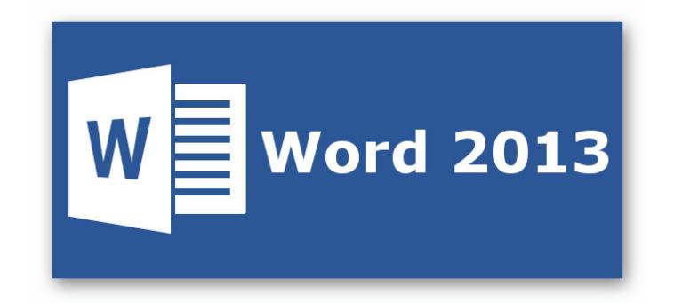 Как удалить пустую страницу в Word 2013