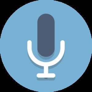 Лого проверки микрофона
