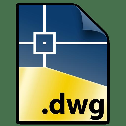 Логотип файлов dwg