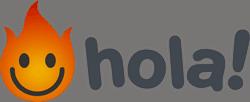 Логотип расширения Hola