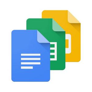 Логотип сервиса Google Документы