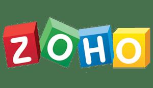 Логотип сервиса Zoho