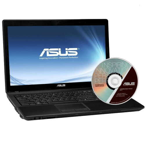 Оригинальный диск с драйверами для компьютера