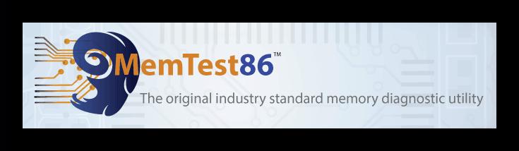 логотип мемтест86