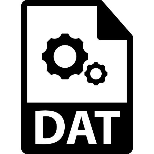Логотип dat файла
