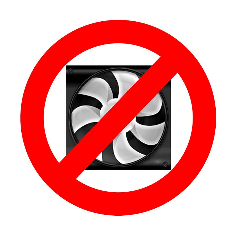 CпидФан не видит вентиляторы