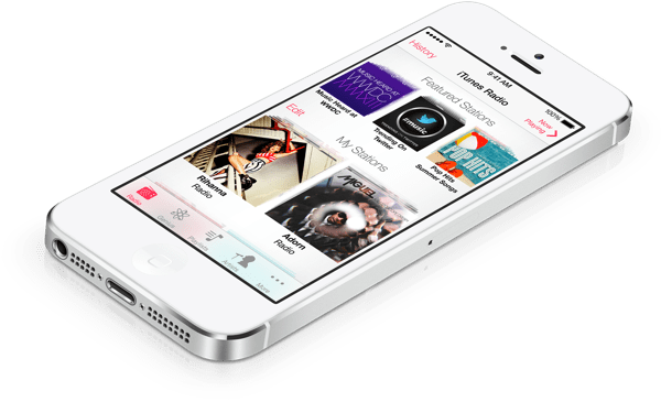Добавляем музыку через iTunes на iPhone