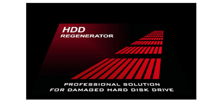Как пользоваться HDD Regenerator
