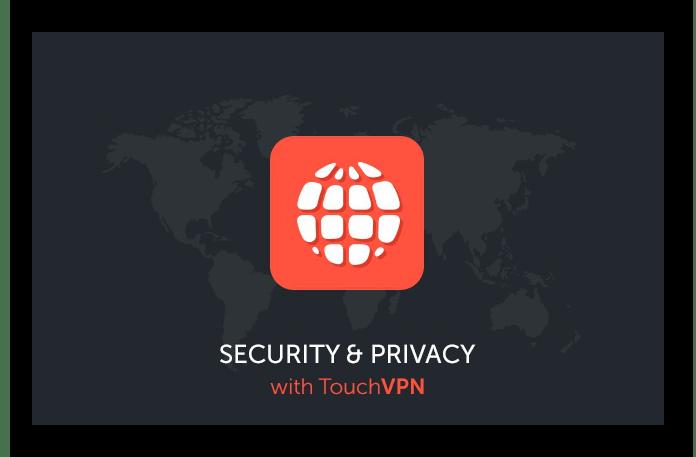 Лого Touch VPN