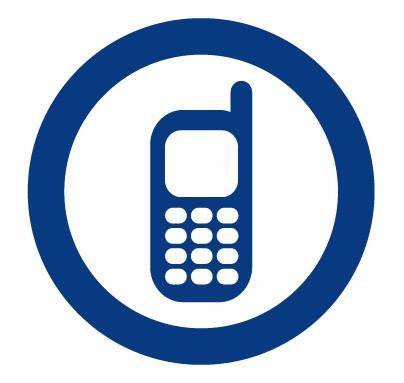 Лого мобильного телефона