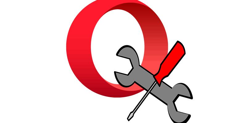Opera ваше подключение не является приватным