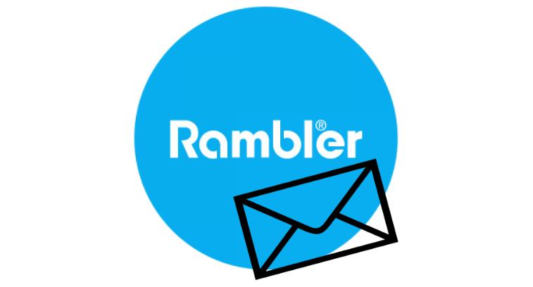 Решение проблем со входом в почту Rambler