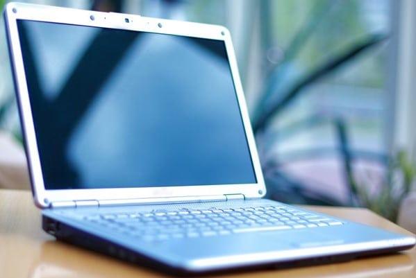 Экран ноутбука