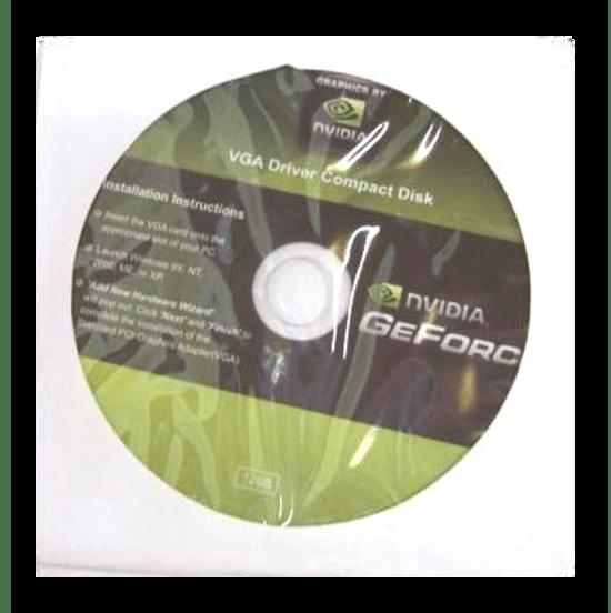 Драйвера для видеокарты NVIDIA