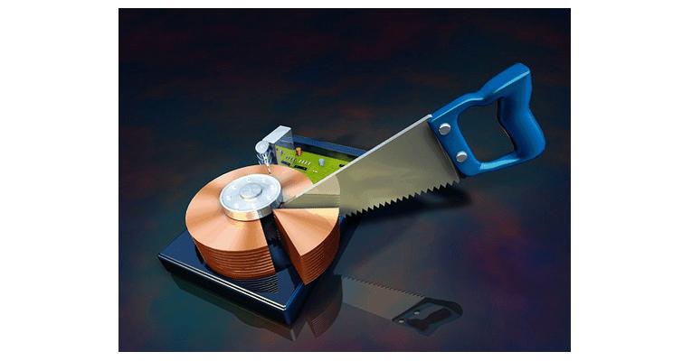 Как разбить жёсткий диск на разделы