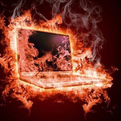 греется ноутбук: что делать