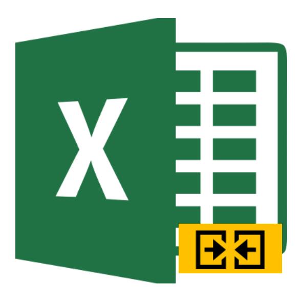 Объединяем ячейки в Excel