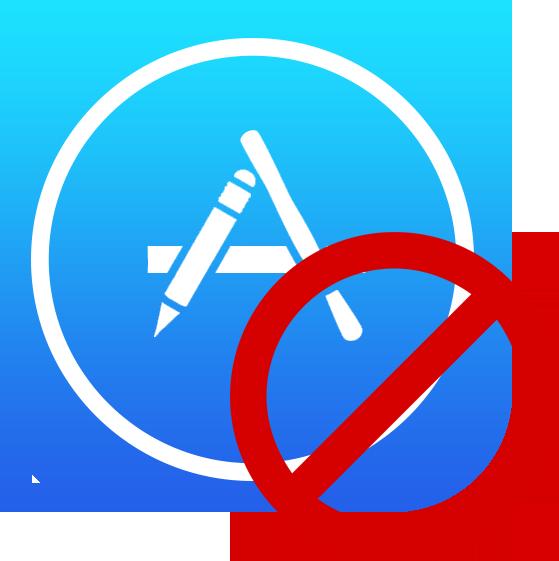 Сбой подключения к App Store