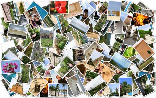 Создать коллаж из нескольких фотографий онлайн бесплатно