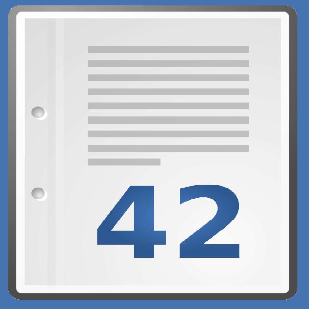 Логотип подсчёта текста онлайн