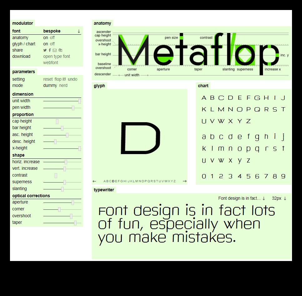 Сервис Metaflop