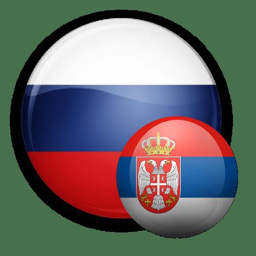 логотип переводчика с русского на сербский