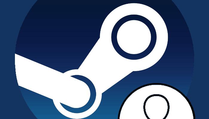 Изменение аватарки в Steam логотип