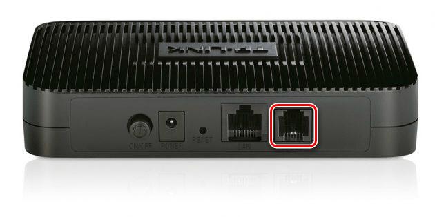 Протокол подключения и WAN-порт в роутере